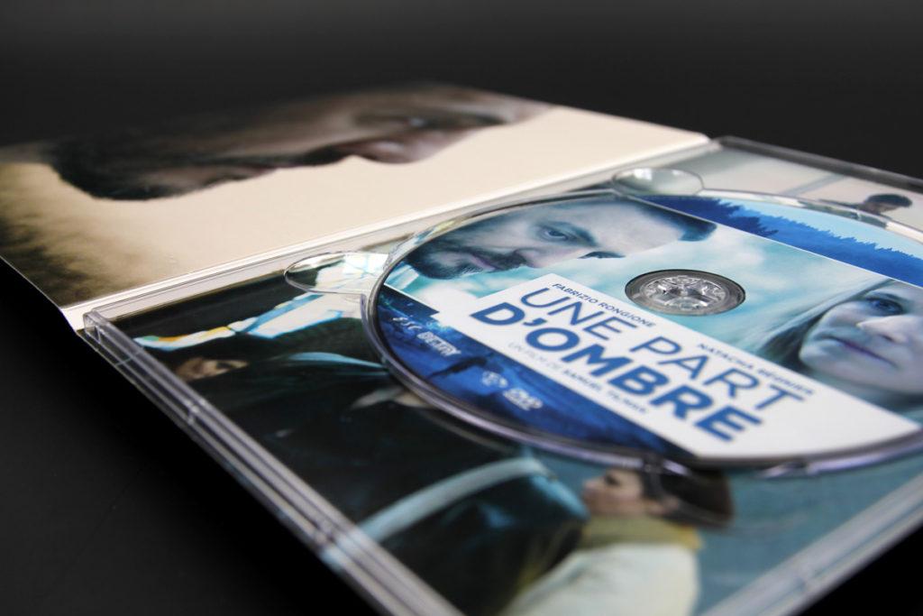 Pressage DVD  Digipack DVD 2 volets